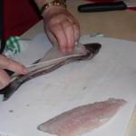 Cours de cuisine menu poisson (c) Jean-Luc Denonain