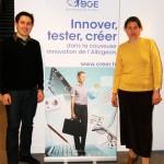 La Couveuse Innovation de BGE accueille son premier entrepreneur à l'essai, Albi / © BGE Tarn
