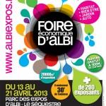 Foire économique d'Albi 2013