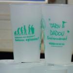 Gobelets réutilisables Tarn & Dadou / © Ted