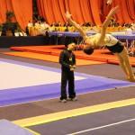 Demie finale du championnat de France de gymnastique acrobatique 2013, Florian-Rigal / © Tempo Gym