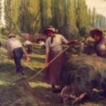 La vie des paysans du XIXème siècle (c) Ville de Gaillac