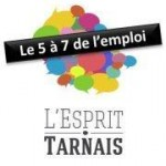 Le 5 à 7 de l'emploi de l'Esprit Tarnais (c) Association l'Esprit Tarnais