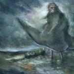 Le fantome du lac (c) Alfred Kubin