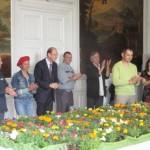 Lisle sur Tarn, remise des prix du concours de fleurissement / © Ville de Lisle sur Tarn