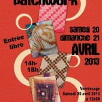 Saix exposition Patchwork (c) MJC SAIX