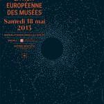 Nuit européenne des Musées 2013