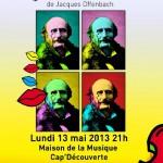 Le Garric Orphee aux enfers (c) Conservatoire de Musique et de Danse du Tarn
