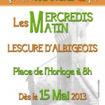 Lescure-d'Albigeois ça va marché/r (c) La ville de Lescure d'Albigeois