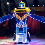 Medrano, la voiture Transformers / © DR