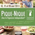 Pique-nique chez le Vigneron Independant® 2013