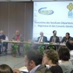 Rencontres des syndicats départementaux et régionaux de gestion des déchets ménagers et des Conseils Généraux / © Trifyl