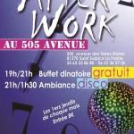 Saint Sulpice after work au 505 avenue (c) 505 avenue