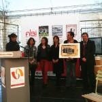 Les valeurs de l'albigeois, un trophée pour Pause Guitare / © Mairie d'Albi