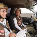 Virginie Roze et Delphine Canoui, Team Les Saïgas / © Maïenga 2011 - Facebook