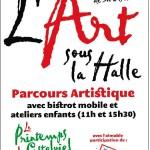 Albi l'Art sous la Halle (c) Castelviel