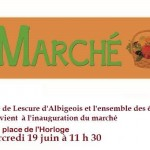 Ca va marcher (c) ville de Lescure d'Albigeois
