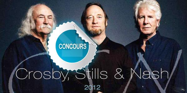 Gagnez des places pour le concert de Crosby, Stills and Nash, Colline Hill, Les Cowboys Fringants et Tété au festival Pause Guitare d'Albi - Concours DTT