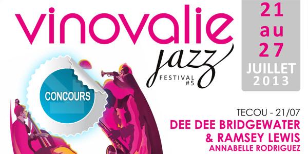 Gagnez des places pour le concert de Dee Dee Bridgewater et Ramsey Lewis au festival VinovalieJazz de Rabastens - Concours DTT