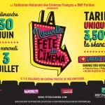 Fête du Cinéma 2013