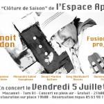 Mazamet concert benoit mardon (c) Espace Apollo