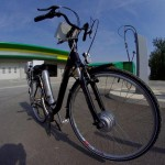 Vélo roulant à l'hydrogéne / © Trifyl