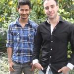 Diego Quintero et Ismail Hamid / © CCI du Tarn