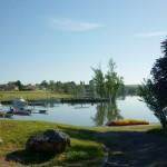 Base de loisirs d'Aigueleze, Rivières / © Ville de Rivières