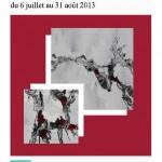 Exposition Odile Cariteau (c) SCEA Château de Sors
