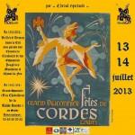 Fêtes médiévales du Grand Fauconnier 2013 (c)