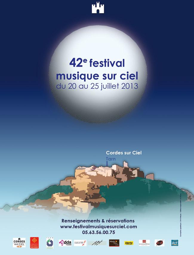 Festival Musique sur Ciel 2013