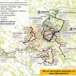 Tour de France 2013, les parkings à Castres / © Ville de Castres