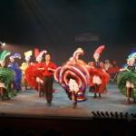 Le Garric soiree cabaret : belle epoque (c) SMAD