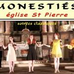 Monestiès Soirées Classiques (c) Association Monestiés Village Qualité