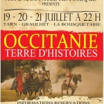 Occitanie Terre d'histoires - Son et lumière (c) Association Culturelle du Pays Graulhétois
