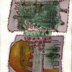 Oeuvre d'Emmanuelle Pernet (c) Emmanuelle Pernet