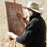 Lautrec Concours de Peintres dans les Rues (c) Les Pinceaux de Cocagne