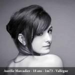 Aurelie Marcadier, candidate Miss Albigeois Midi-Pyrenees 2013