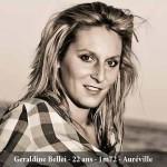 Geraldine Bellei, candidate Miss Albigeois Midi-Pyrenees 2013