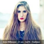 Jesta Hillmann,candidate Miss Albigeois Midi-Pyrenees 2013