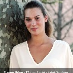Manon Helou, candidate Miss Albigeois Midi-Pyrenees 2013
