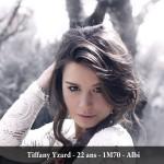 Tiffany Ysard, candidate Miss Albigeois Midi-Pyrenees 2013