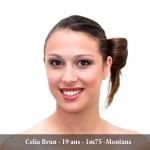 Celia Brun, candidate Miss Albigeois Midi-Pyrenees 2013
