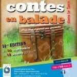 Contes en balade (c) Bibliothèque départementale du Tarn