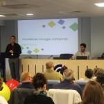 Bruno Zilber de l'Agence Hoyado - Googleweek Albi / © CCI du Tarn