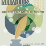 Concours de nouvelles Tarn & Dadou, édition 2013/2014