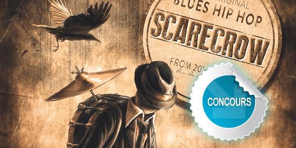Gagnez des places pour le concert de Scraecrow au Tortill'Art, Saint-Amans-Soult - Concours DTT