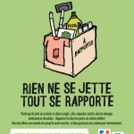 Semaine européenne de la réduction des déchets 2013 - Affiche