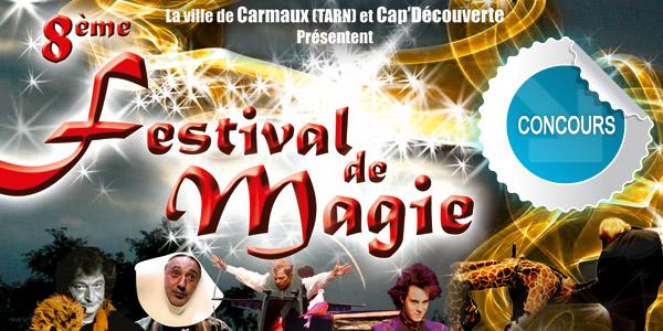 Gagnez des places pour le 8ème festival de magie à Cap Découverte - Concours DTT