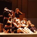 Empreintes eclatees - spectacle de danse (c) Ass EBENBAO